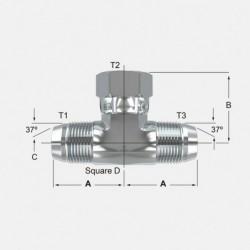 H872-FS-10 ADAPTADOR TEE...